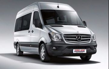 Mercedes-Benz Sprinter 415 Passageiro Teto Alto 2.2 CDi - Foto #3