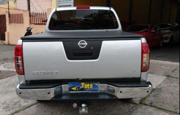 Nissan Frontier S 4x4 2.5 Turbo Diesel - Foto #4