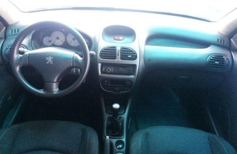 Peugeot 206 Feline 1.4 8V Flex - Foto #3