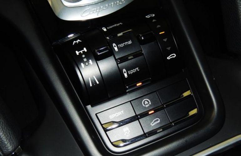 Porsche Cayenne S 4X4 4.8 V8 32V - Foto #10