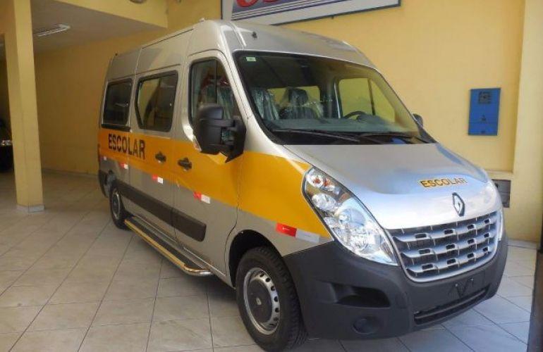 Renault Master Minibus Escolar L2H2 20 Lugares 2.3 dCi - Foto #3
