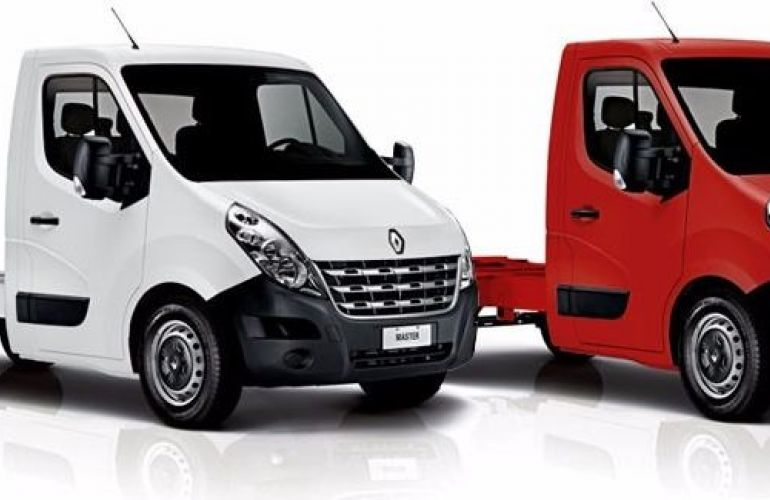 Renault Master Chassi Cabine L2H1 2.3 dCi - Foto #1