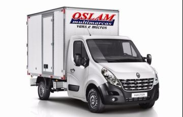 Renault Master Chassi Cabine L2H1 2.3 dCi - Foto #4