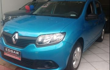 Renault Sandero Authentique 1.0 16V Hi-Flex