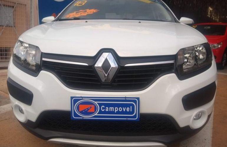 Renault Sandero Stepway 1.6 8V Hi-Flex - Foto #1