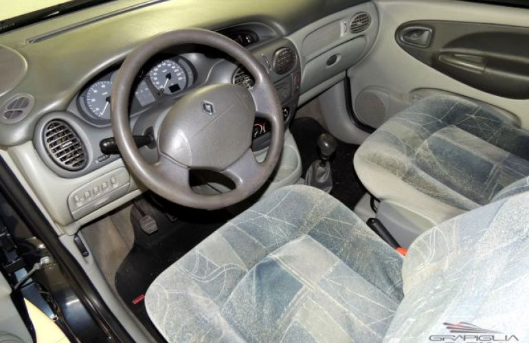 Renault Scénic RXE 1.6 16V - Foto #6