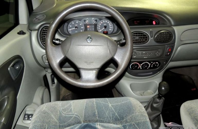 Renault Scénic RXE 1.6 16V - Foto #8