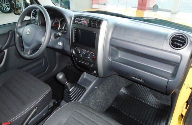 Suzuki Jimny 4All 4x4 1.3 16V - Foto #5