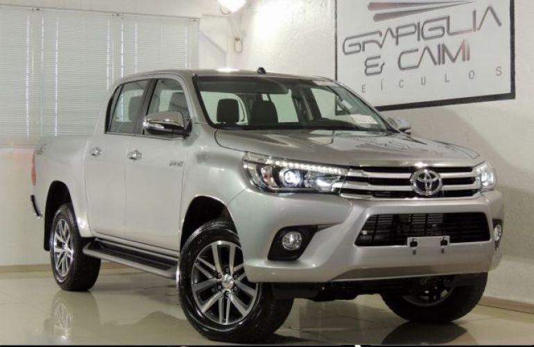 Toyota Hilux SRX AT 4X4 2.8L 16V DOHC - Foto #1