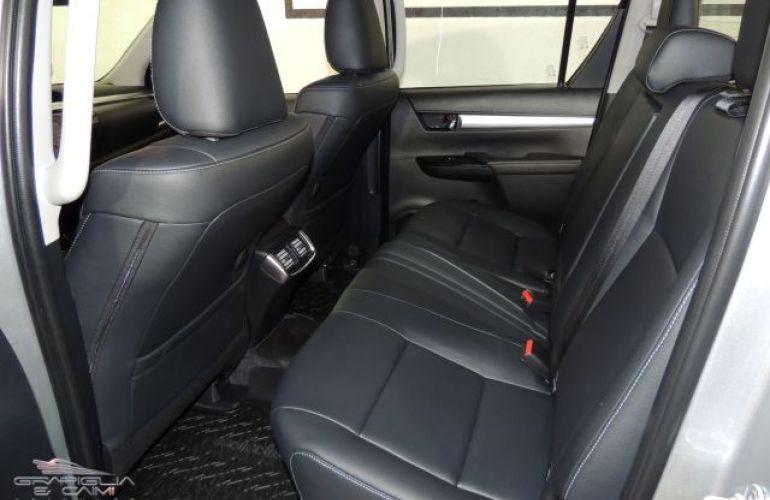 Toyota Hilux SRX AT 4X4 2.8L 16V DOHC - Foto #8
