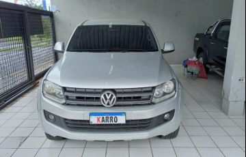 Volkswagen Amarok 2.0 Trendline 4x4 CD 12v Turbo Intercooler - Foto #2