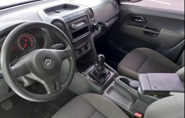 Volkswagen Amarok 2.0 Trendline 4x4 CD 12v Turbo Intercooler - Foto #7