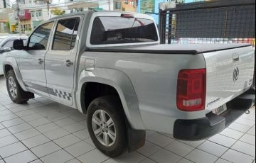 Volkswagen Amarok 2.0 Trendline 4x4 CD 12v Turbo Intercooler - Foto #10