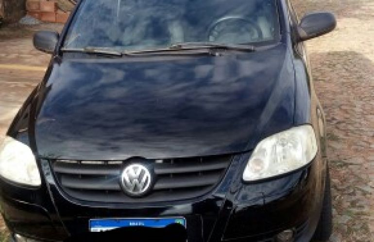 Volkswagen Fox Black 1.0 8V (Flex) 4p - Foto #1