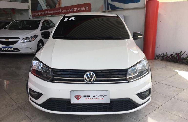 Volkswagen Gol 1.0 12v MPi Total Track - Foto #4