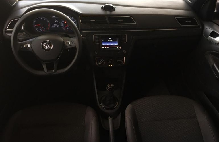 Volkswagen Gol 1.0 12v MPi Total Track - Foto #10