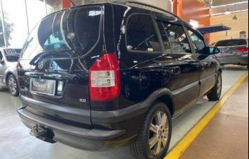 Chevrolet Zafira 2.0 MPFi Elite 8v - Foto #4