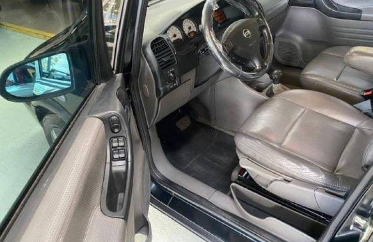 Chevrolet Zafira 2.0 MPFi Elite 8v - Foto #8