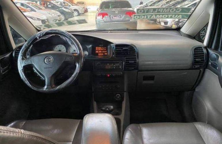 Chevrolet Zafira 2.0 MPFi Elite 8v - Foto #9
