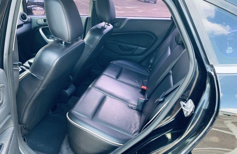 Ford New Fiesta Sedan 1.6 SE (Flex) - Foto #8