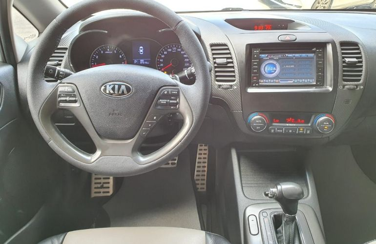 Kia Cerato 1.6 Sx 16v - Foto #6