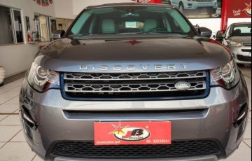 Land Rover Discovery Sport 2.0 TD4 R-Dynamic SE 4WD - Foto #1