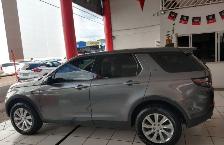Land Rover Discovery Sport 2.0 TD4 R-Dynamic SE 4WD - Foto #2