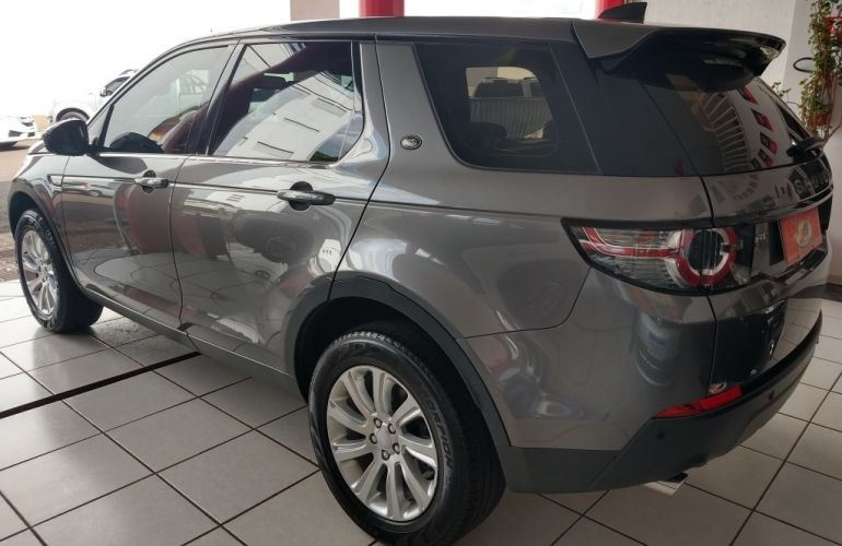 Land Rover Discovery Sport 2.0 TD4 R-Dynamic SE 4WD - Foto #3
