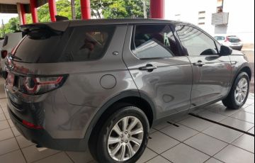 Land Rover Discovery Sport 2.0 TD4 R-Dynamic SE 4WD - Foto #4