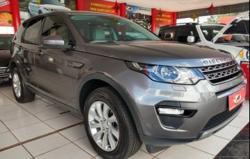 Land Rover Discovery Sport 2.0 TD4 R-Dynamic SE 4WD - Foto #6