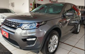 Land Rover Discovery Sport 2.0 TD4 R-Dynamic SE 4WD - Foto #7