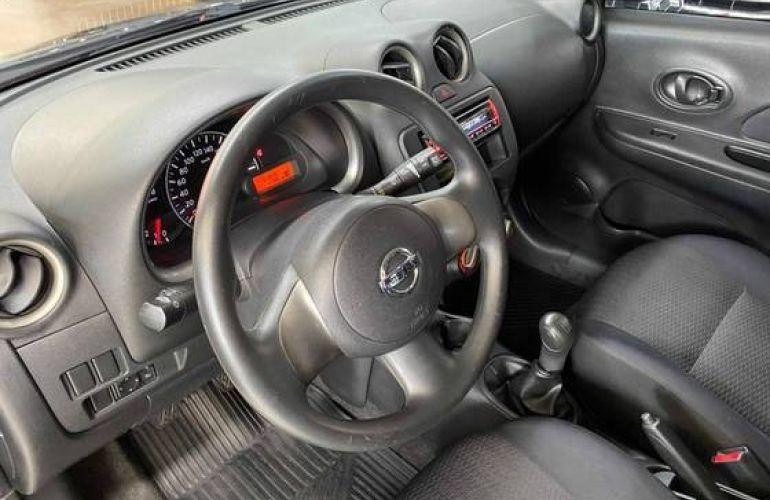 Nissan March 1.0 16v - Foto #8