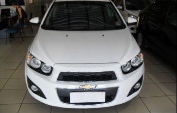 Chevrolet Sonic LTZ 1.6 MPFI 16V Flex - Foto #1