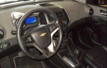 Chevrolet Sonic LTZ 1.6 MPFI 16V Flex - Foto #4