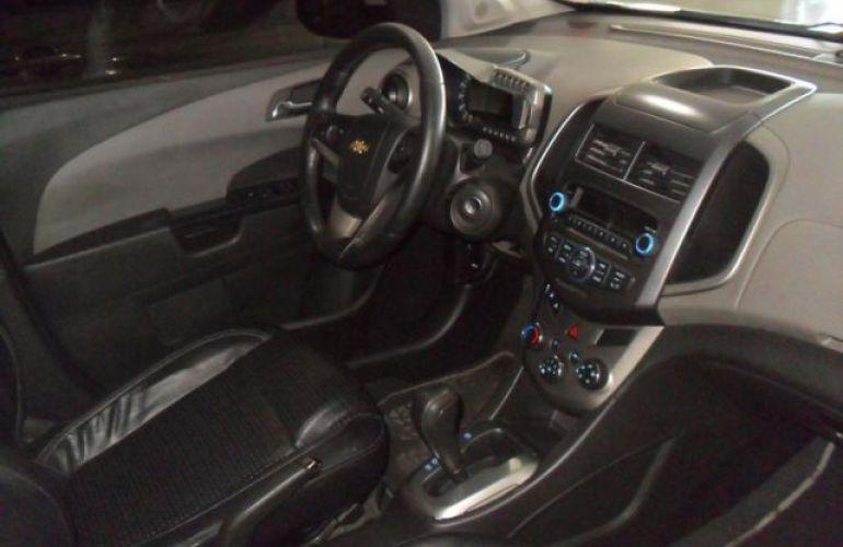 Chevrolet Sonic LTZ 1.6 MPFI 16V Flex - Foto #5