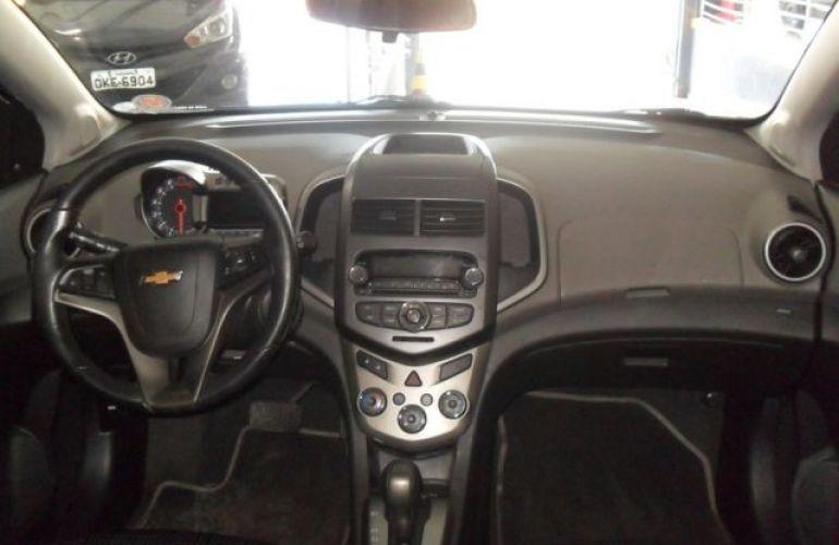 Chevrolet Sonic LTZ 1.6 MPFI 16V Flex - Foto #6
