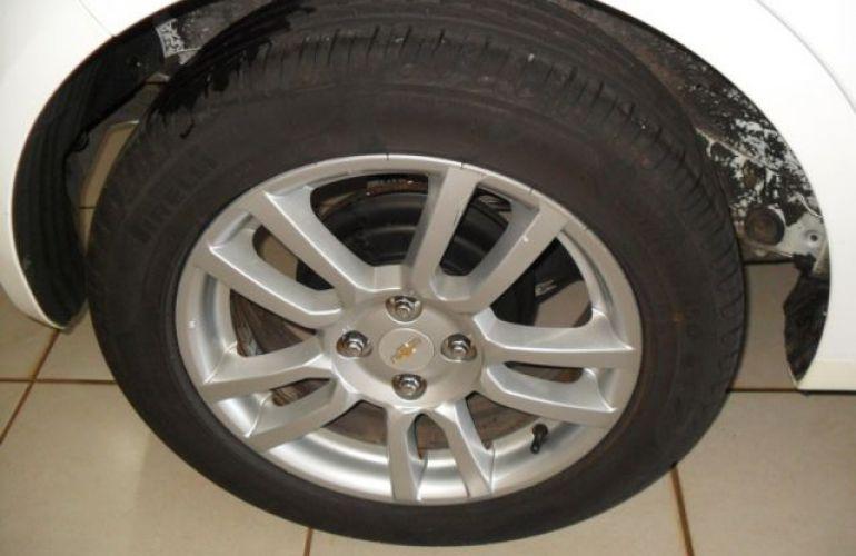 Chevrolet Sonic LTZ 1.6 MPFI 16V Flex - Foto #8