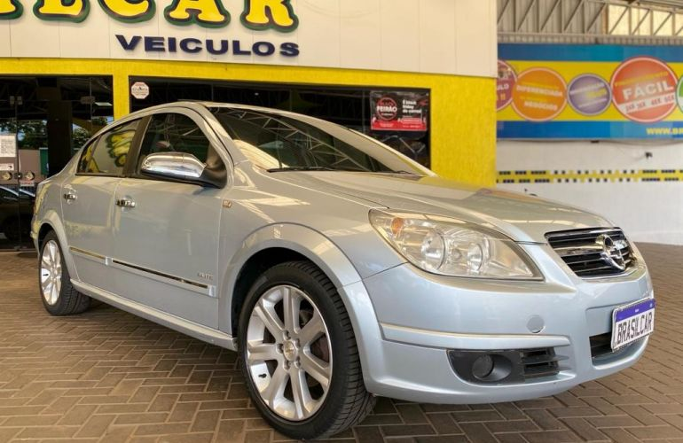 Chevrolet Vectra Elite 2.0 (Flex) (Aut) - Foto #1