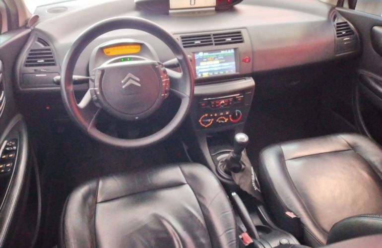 Citroën C4 GLX 1.6 (flex) - Foto #8