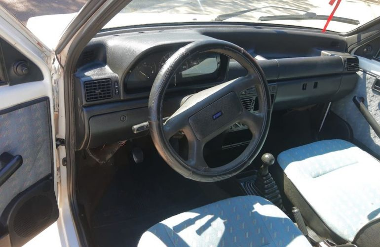 Fiat Uno 1.0 MPi Mille Elx 8v - Foto #9