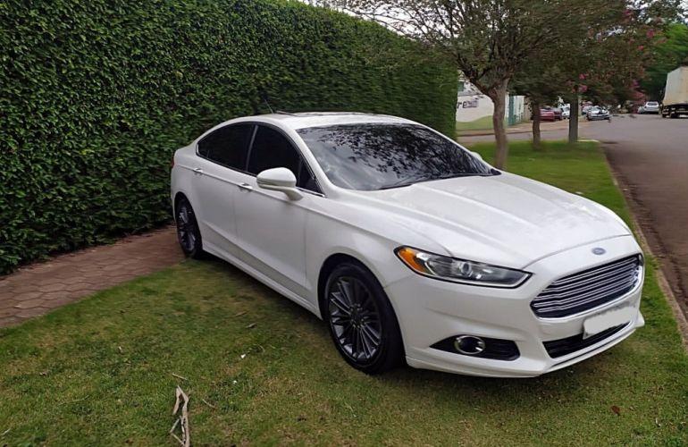 Ford Fusion 2.0 16V FWD GTDi Titanium (Aut) - Foto #4