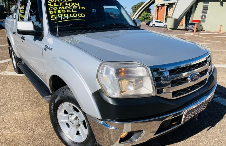 Ford Ranger XLT 4x4 3.0 (Cab Dupla) - Foto #1
