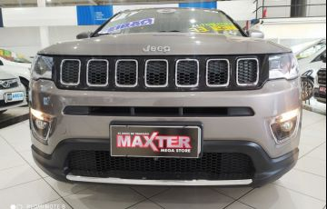 Jeep Compass 2.0 16V Limited - Foto #2