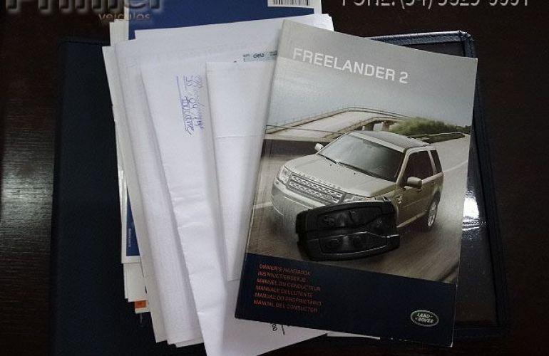 Land Rover Freelander 2 S SD4 2.2 16V Turbo - Foto #10