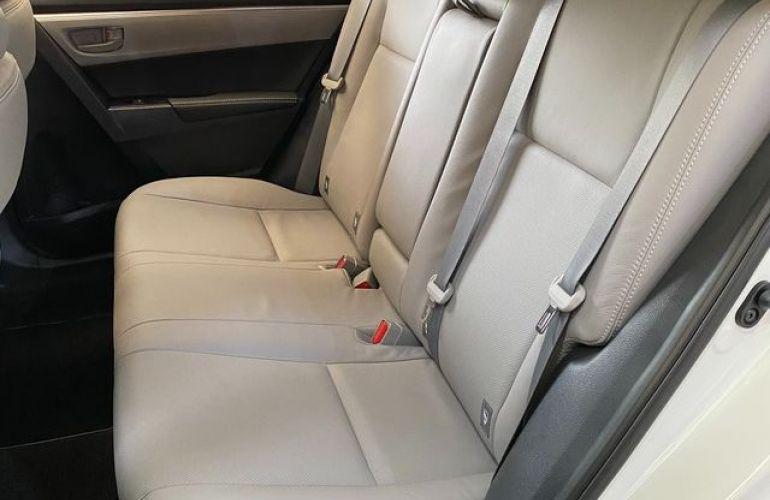 Toyota Corolla XEI 2.0 16V Flex - Foto #8