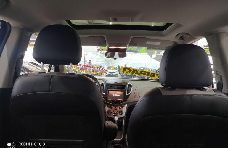 Chevrolet Tracker 1.8 MPFi LTZ 4x2 16v - Foto #10