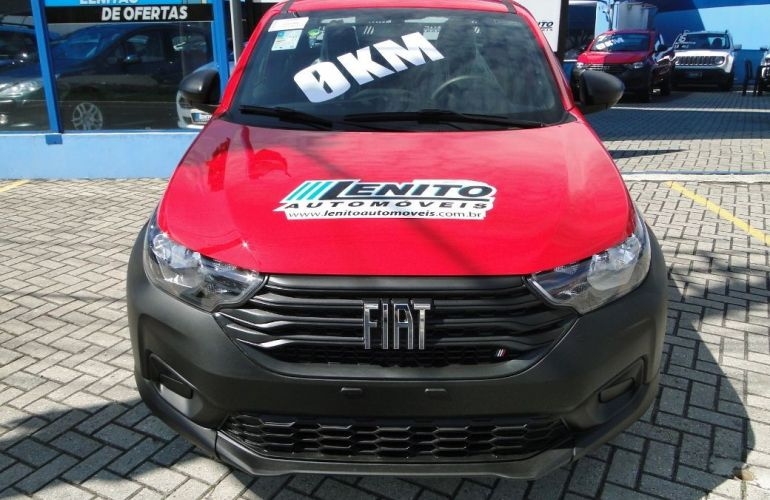 Fiat Strada 1.4 Fire Endurance Cd - Foto #2