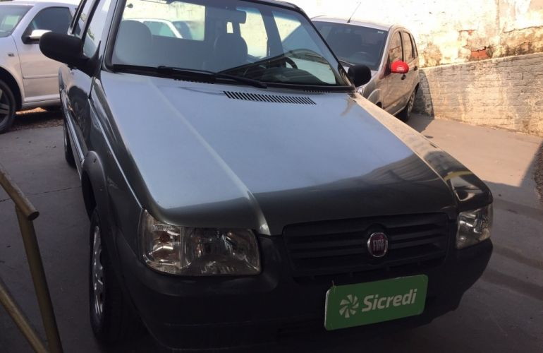 Fiat Uno Way 1.0 8V (Flex) 4p - Foto #1