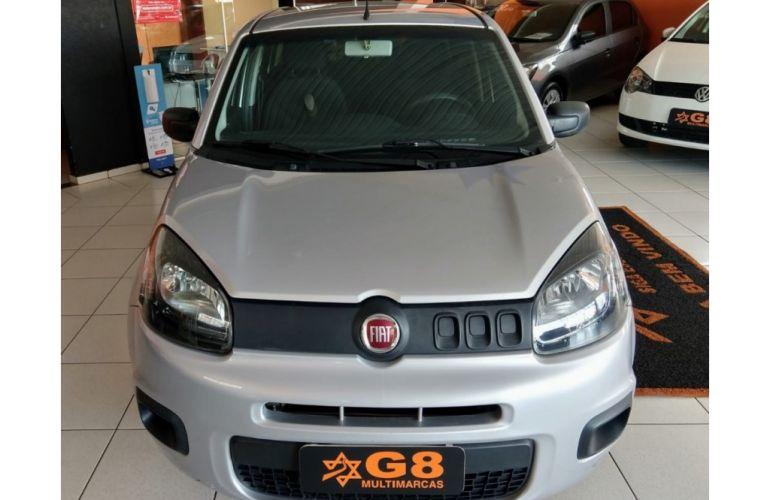 Fiat Uno Attractive 1.0 8V (Flex) 4p - Foto #7