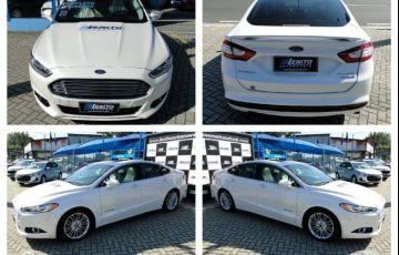 Ford Fusion 2.0 Titanium Plus 16V Híbrido - Foto #1